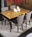 Mesa de comedor extensible Caserta