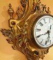 Reloj de pared clásico Florencia