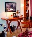 Mesa escritorio Camarote con alas