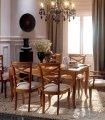 Mesa clásica de comedor rectangular Belsa