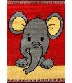 Alfombra infantil Elefante