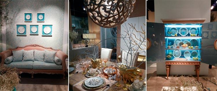 Feria Hábitat 2018 | Novedades en Colección Alexandra | Ámbar Muebles