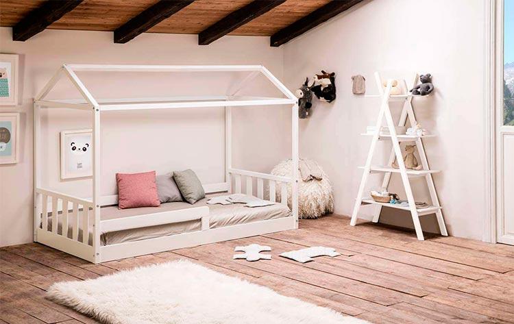 Cama casita infantil Matteo | Ámbar Muebles
