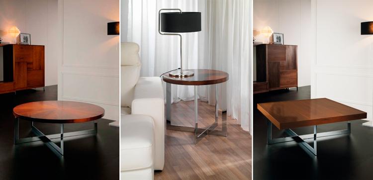 Colección de mesas de salón modernas Ados - Ámbar Muebles
