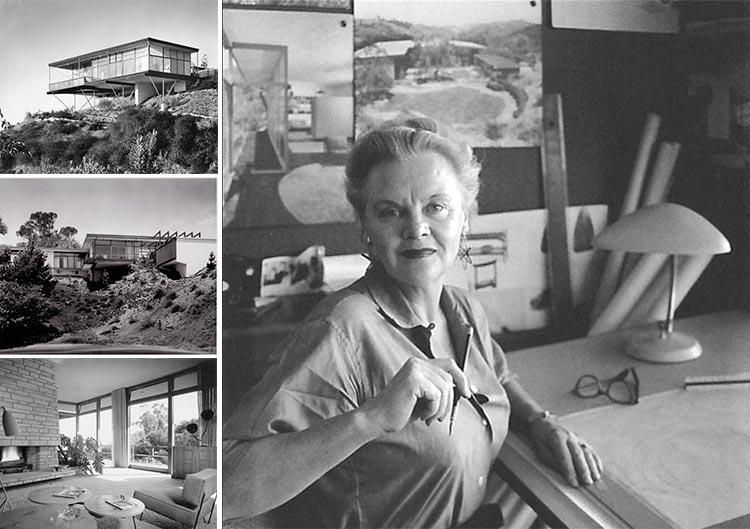 Greta Grossman - Diseñadora de muebles, interiorista y arquitecta