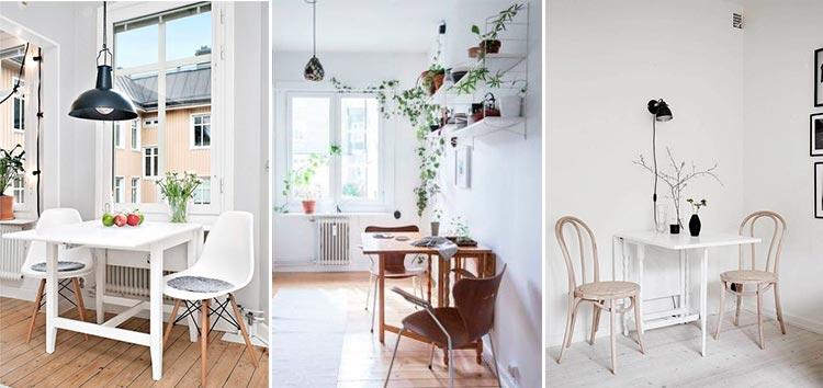 Mesas con alas | Inspiración Pinterest