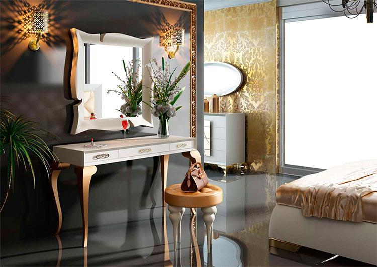 Mueble coqueta de diseño Bella T15 | Ámbar Muebles