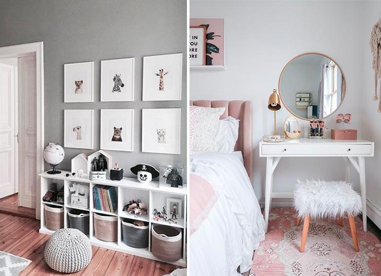 Tendencias en decoración neutra y elegante - Inspiración Pinterest