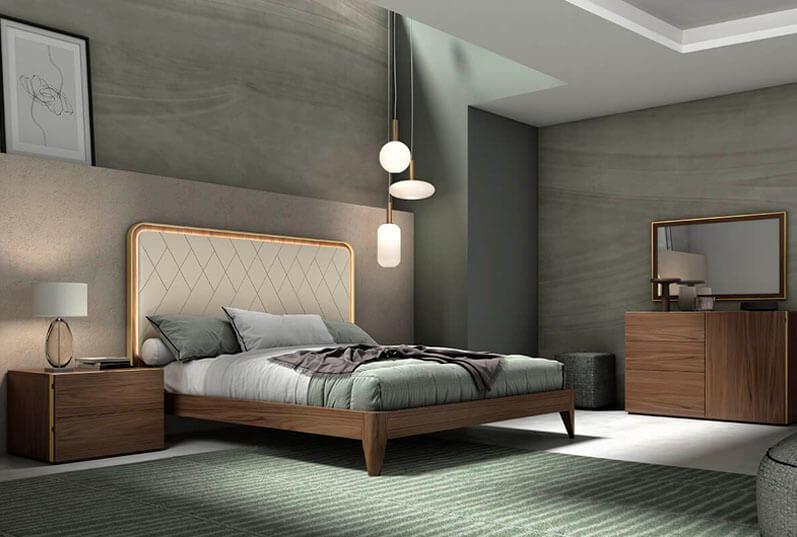 Dormitorio contemporáneo Galaxy