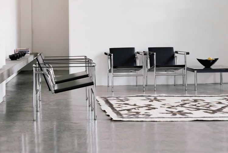 LC1 Basculant - Le Corbusier - Inspiración Ámbar Muebles