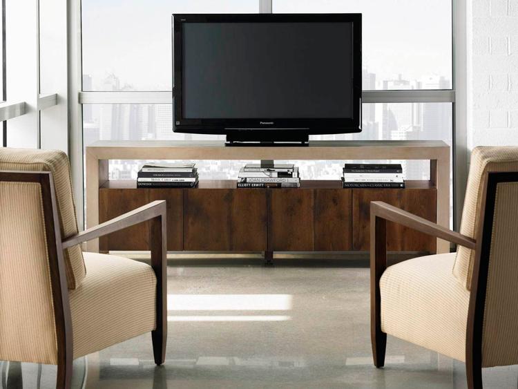 Mueble TV contmporáneo Artisan - Ámbar Muebles