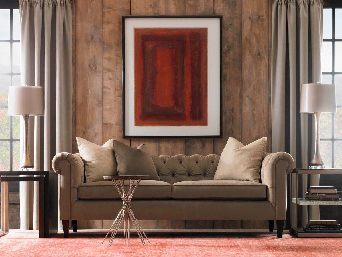 Sofá chester Bellevue - Ámbar Muebles