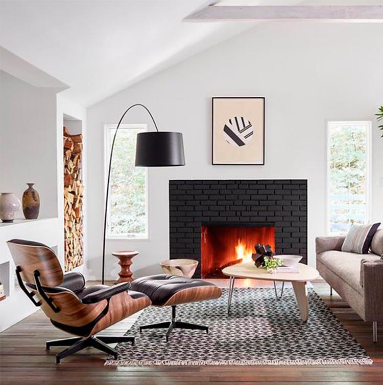 Top 10 sillas y sillones de cine | Lounge Chair 670 | Ámbar Muebles