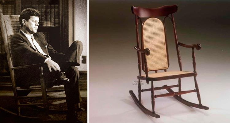 Top 10 sillas y sillones de cine | Mecedora Kennedy | Ámbar Muebles