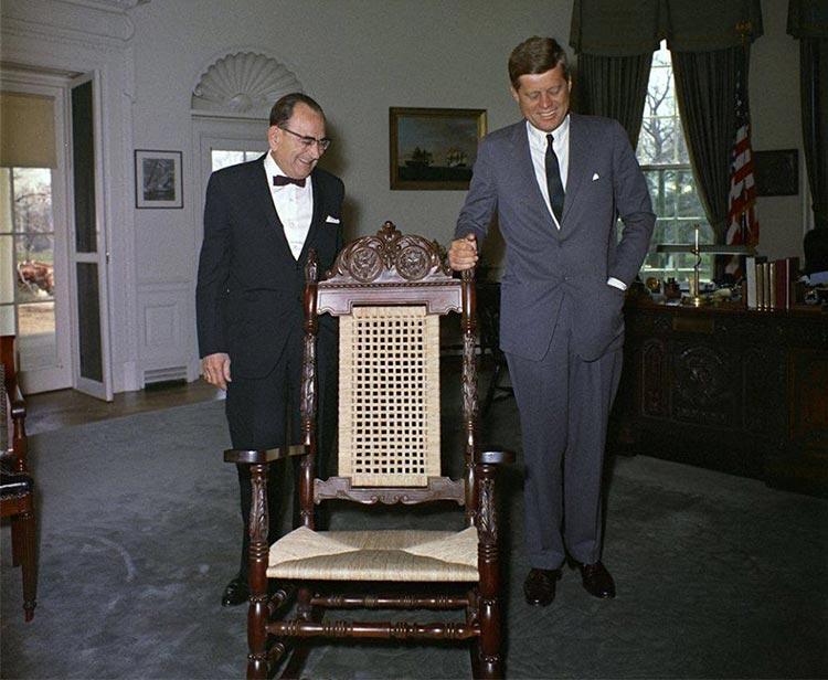 Top 10 sillas y sillones de cine | Mecedora Kennedy | Inspiración Pinterest