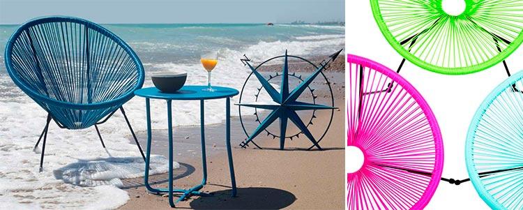 Top 10 sillas y sillones de cine | Silla Acapulco | Ámbar Muebles