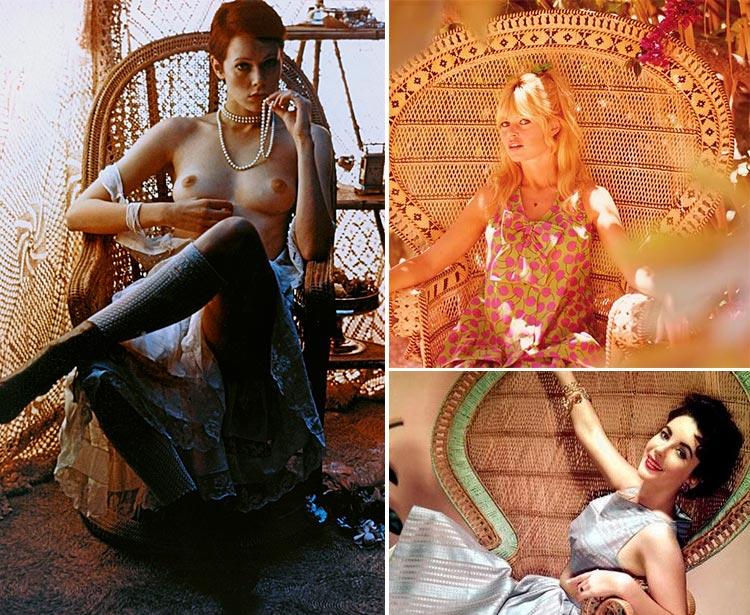 Top 10 sillas y sillones de cine | Sillón Emmanuelle | Inspiración Pinterest
