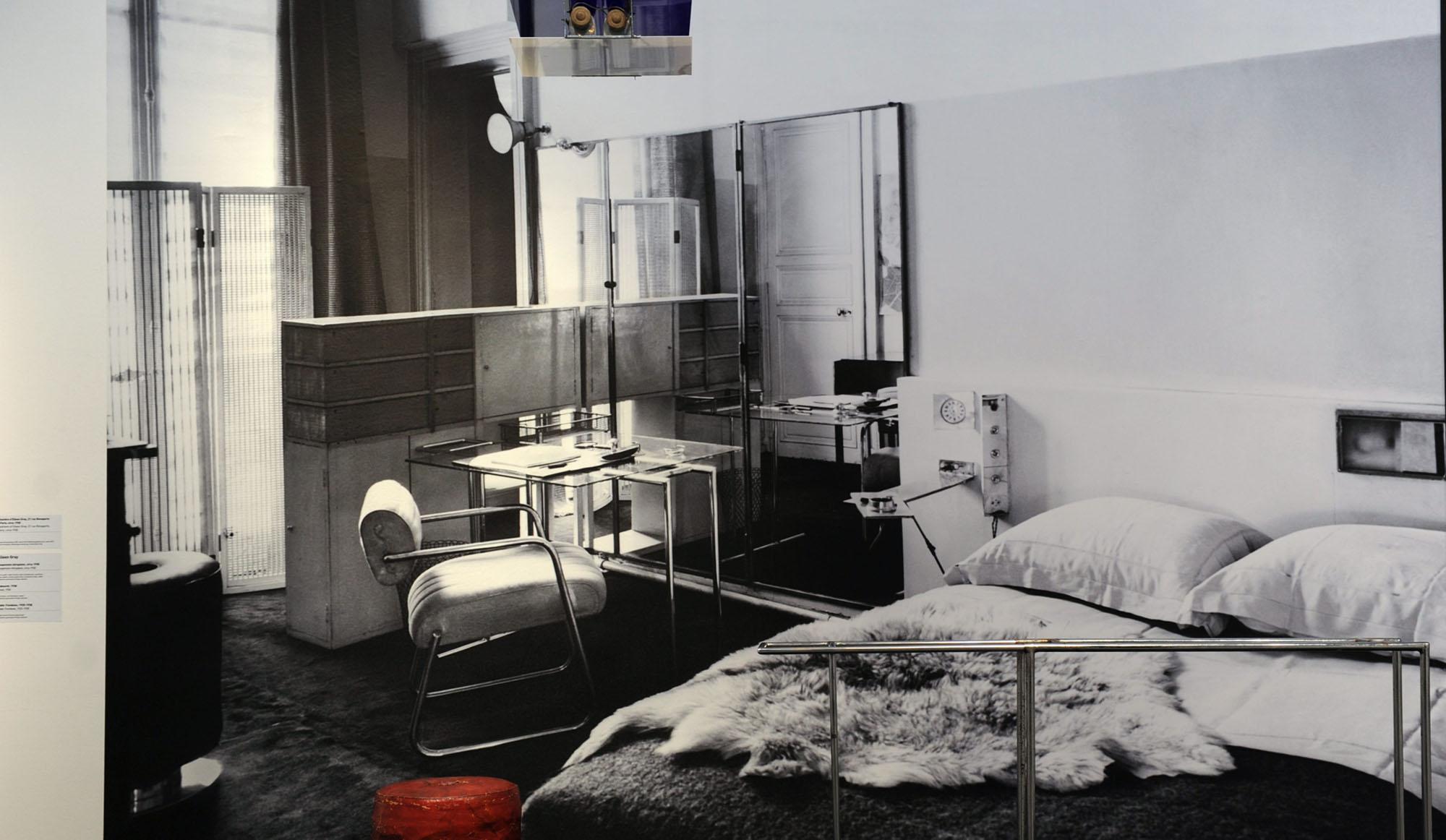grandes maestros del dise o eileen gray blog de muebles. Black Bedroom Furniture Sets. Home Design Ideas