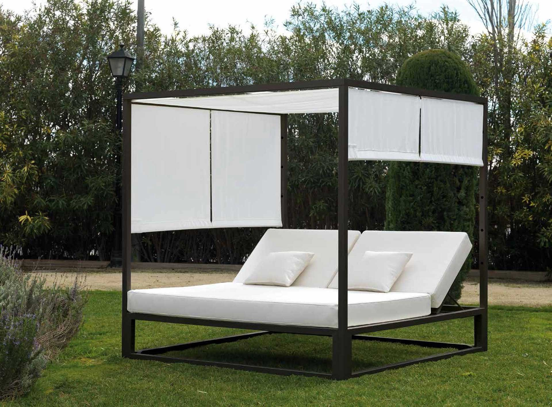 Camas balinesas c mo crear un rinc n chill out en tu - Muebles chill out exterior ...