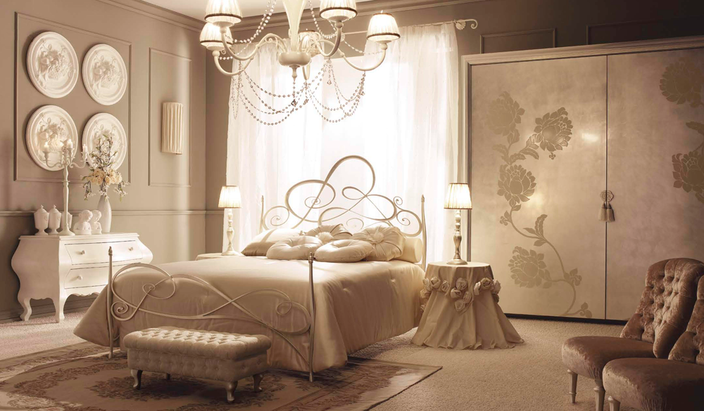Claves de estilo para crear dormitorios rom nticos blog - Dormitorio estilo romantico ...