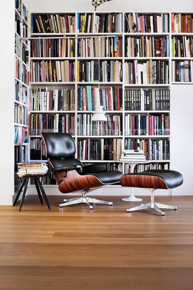 Los muebles en el cine y la televisi n la lounge chair 670 de los eames blog de muebles y - Muebles eames ...