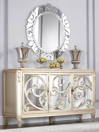 Espejos venecianos lujo y sofisticaci n blog de muebles for Espejos venecianos
