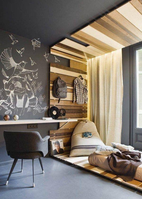 10 claves para decorar habitaciones juveniles  Ámbar Muebles