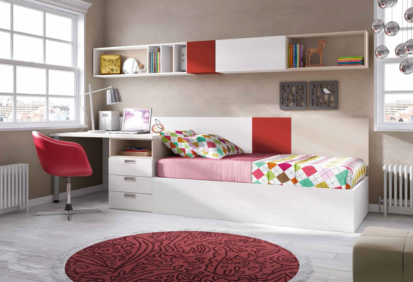 10 claves para decorar habitaciones juveniles blog de for Simulador decoracion