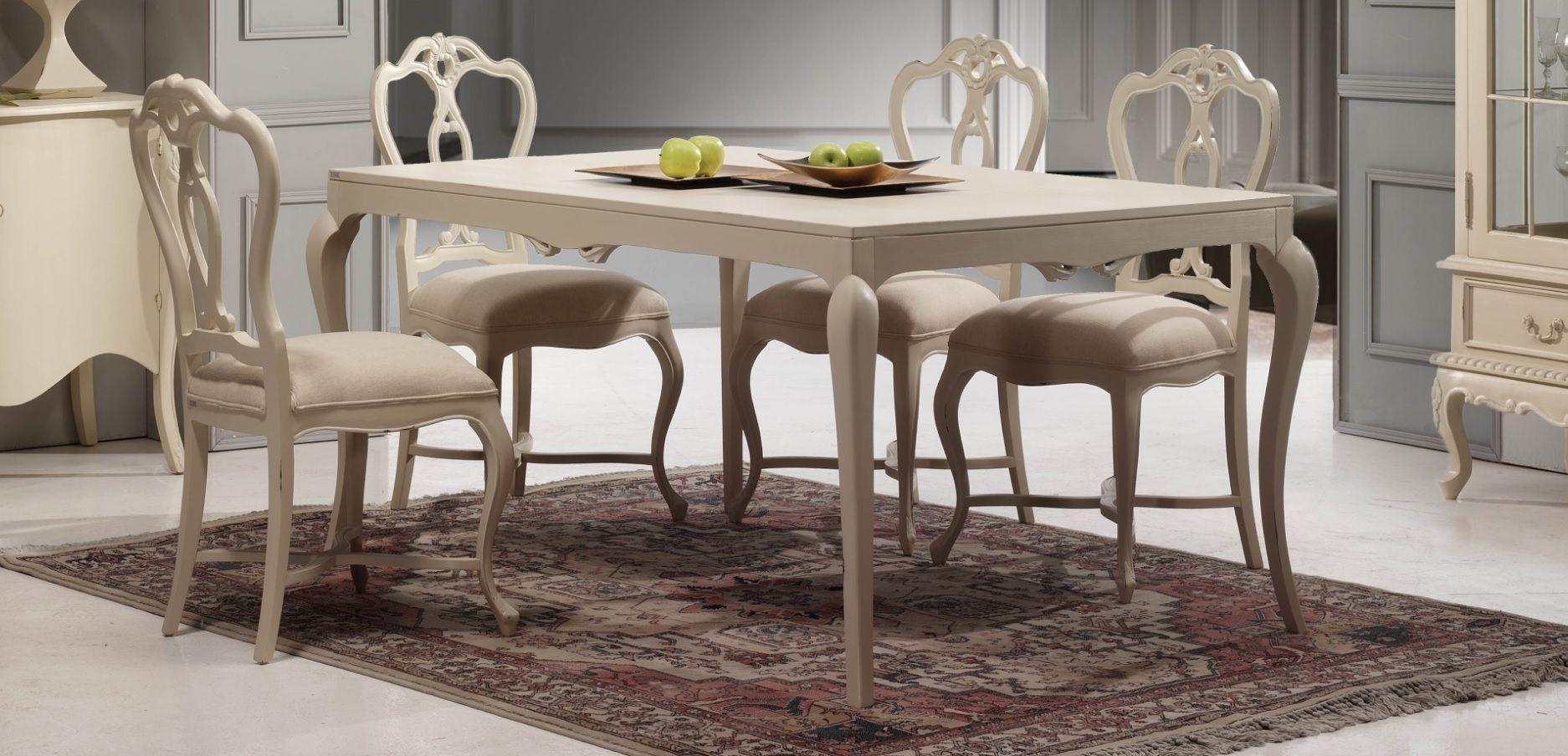 Sillas de comedor elige las que mejor se adaptan a tu for Sillas de comedor clasicas tapizadas