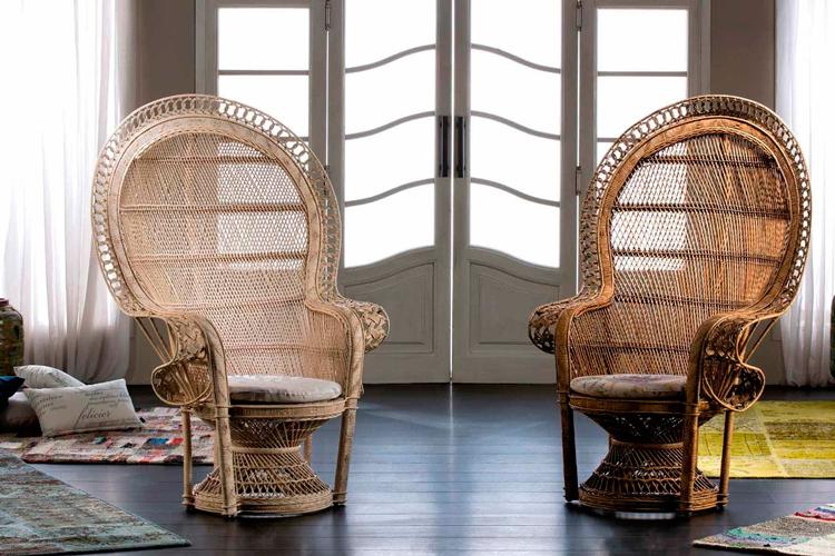 Muebles de cine e iconos de estilo el sill n emmanuelle - Sillon emmanuelle ...