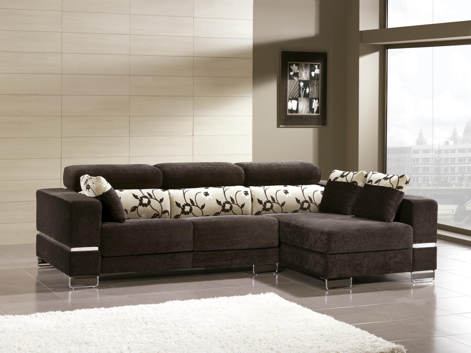 Sofas comodos y modernos nuevo diseo moderno saln con for Sofas buenos y comodos