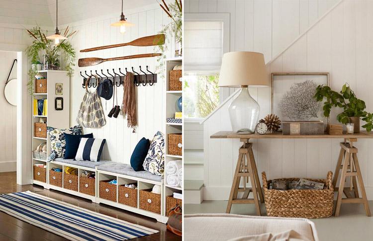 C mo decorar un recibidor para que sea funcional y - Ideas para decorar recibidor ...