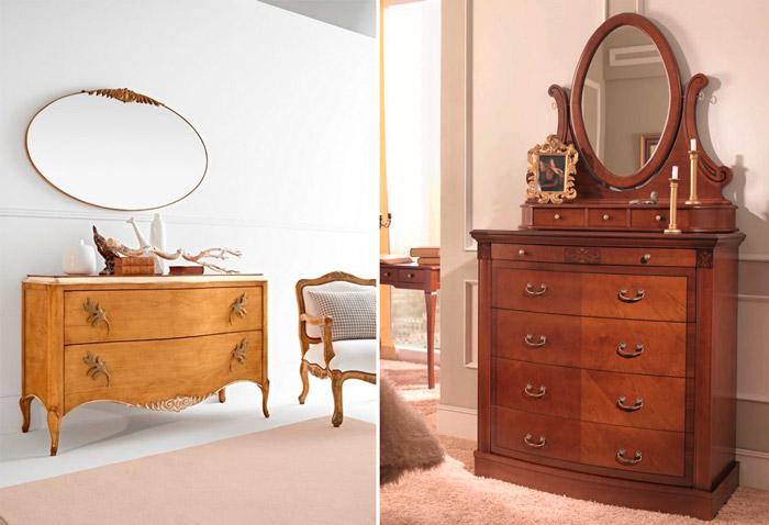 Cu l es el origen de las c modas blog de muebles y - Patas para comodas ...