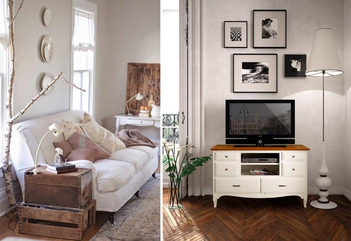 Por qu adoramos los muebles y la decoraci n de estilo for Decoracion de salones vintage