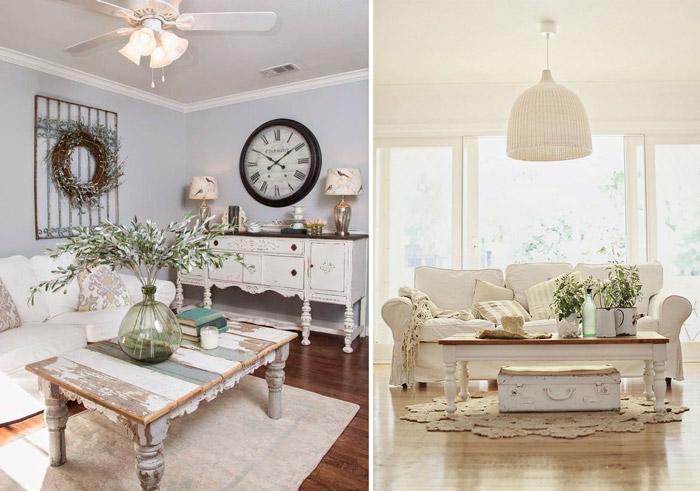 Por qu adoramos los muebles y la decoraci n de estilo - Estilo country chic ...