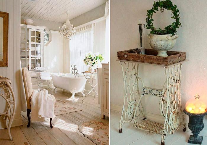 Por qu adoramos los muebles y la decoraci n de estilo - Decoracion de interiores vintage ...