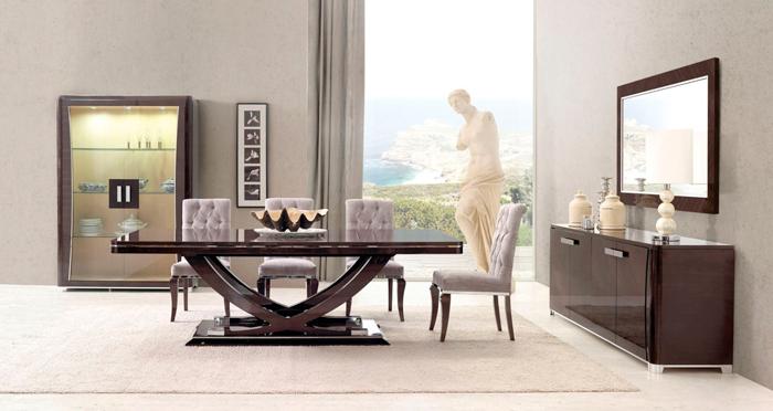 La colección elysee: pura inspiración art déco / Ámbar muebles