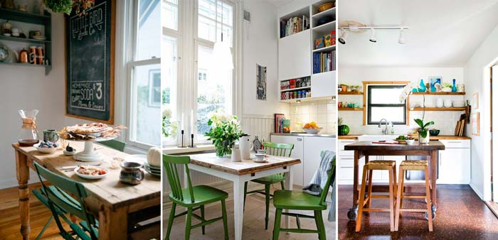 Crea tu rincón de desayuno en la cocina / Blog de muebles y ...