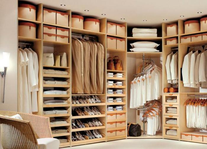 Crea un vestidor de ensueño en tu hogar / Blog de muebles y ...