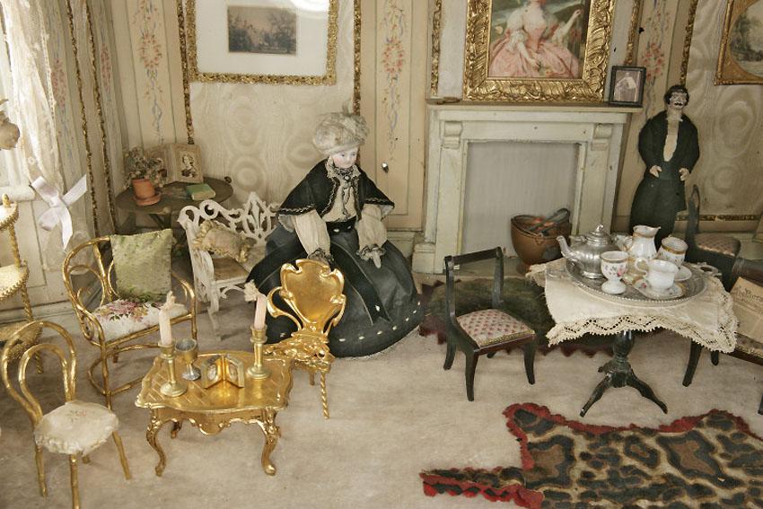 Nueva colección de camas infantiles inspiradas en casas de muñecas ...