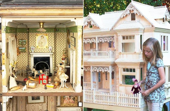 Nueva colecci n de camas infantiles inspiradas en casas de mu ecas blog de muebles y - Casa de munecas you and me ...