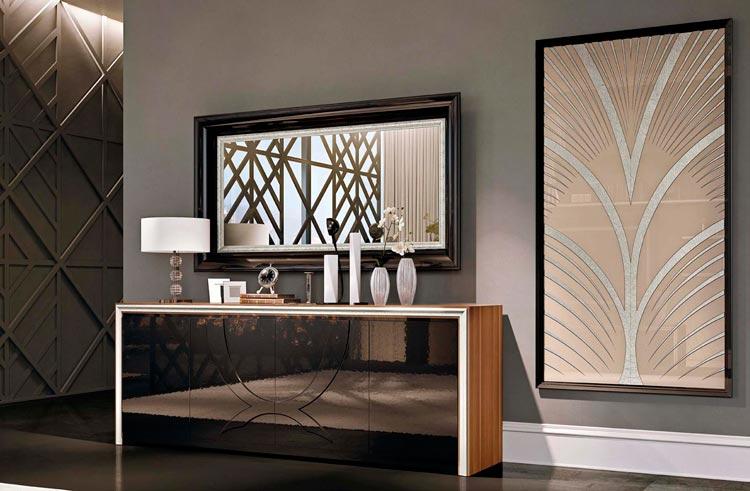 La colecci n 39 pera 39 de pregno lujo y sofisticaci n contempor nea blog de muebles y - Aparador art deco ...