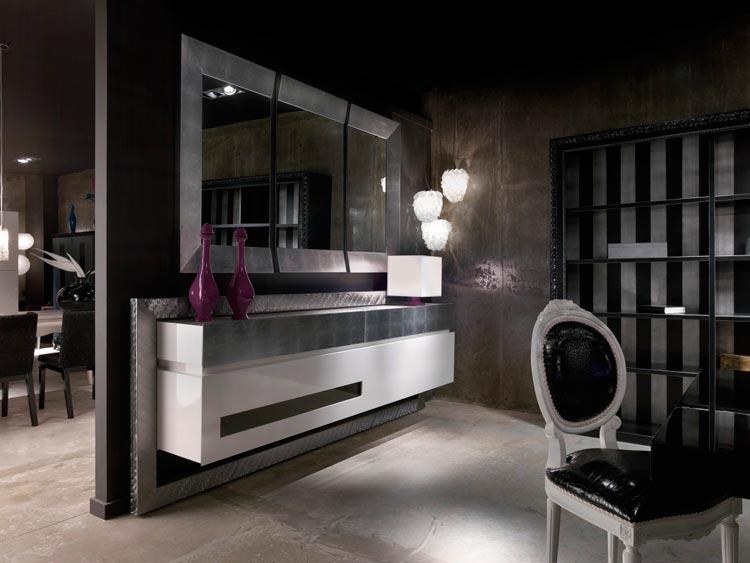 Versatile Home Mueble De Diseno Con Acabados Espectaculares Blog - Muebles-de-entrada-de-diseo