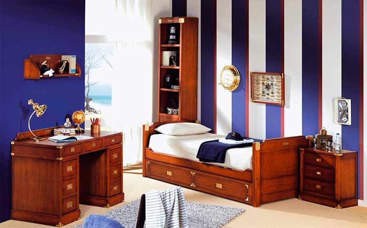 Artemader un referente en los muebles de estilo barco - Muebles estilo marinero ...