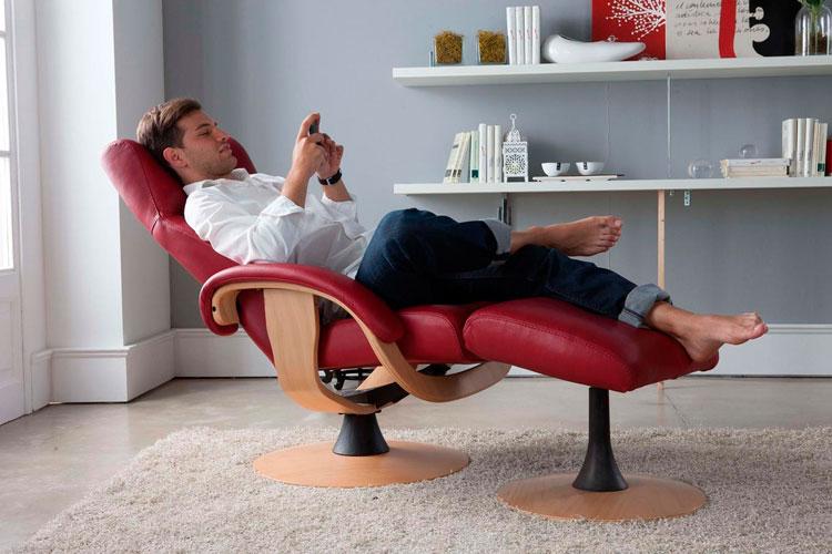 Sillones relax inspirados en los clásicos del diseño moderno ( I ) / Ámbar Mu...