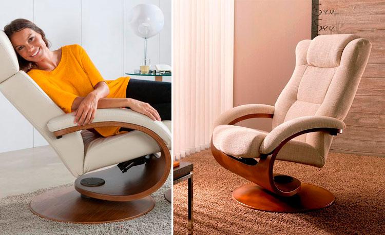 Sillones relax inspirados en los cl sicos del dise o - Telas acolchadas online ...