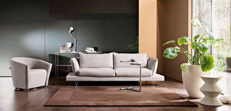 Muebles de dise o italiano pura creatividad y vanguardia - Sofas italianos diseno ...