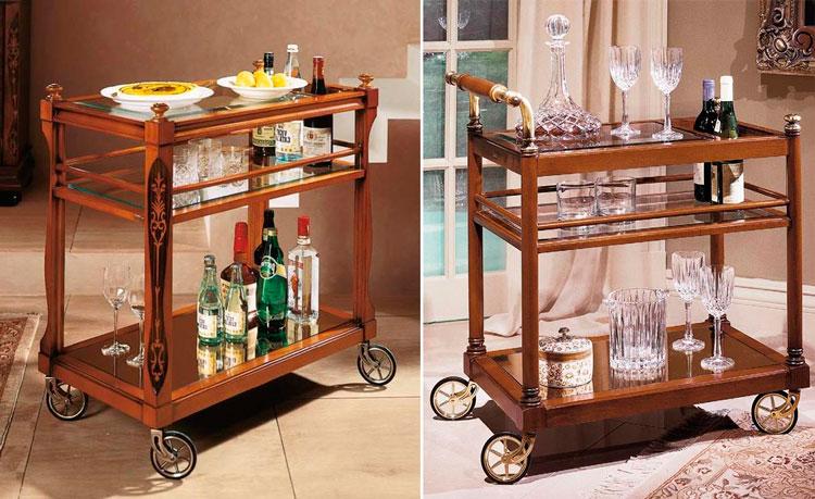 Muebles camareras en cmo transformar camareras camarera for Camarera cocina mueble