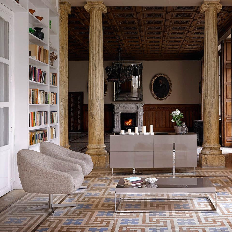 Ngel cerd muebles de dise o italiano con sabor espa ol blog de muebles y decoraci n de - Butaca giratoria ...