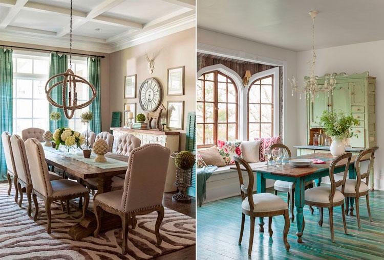 Muebles de estilo provenzal muebles de cocina estilo for Comedor vintage chile